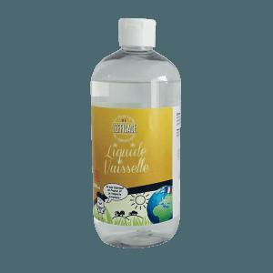 Flacon rechargeable liquide vaisselle