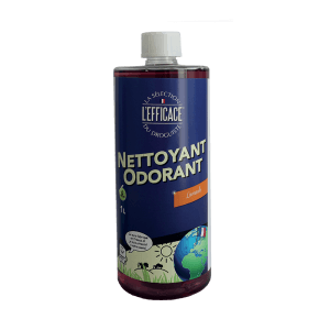 Bouteille nettoyant ménager