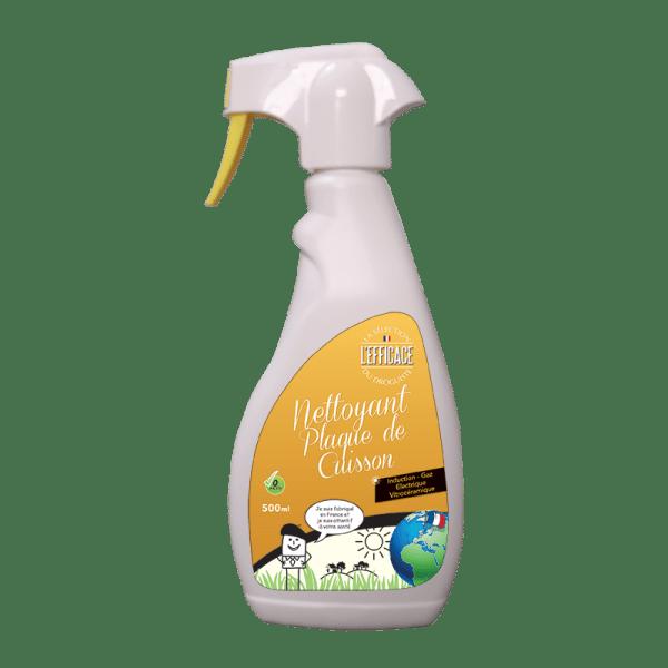 Produit nettoyant plaque de cuisson
