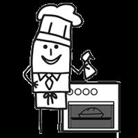 Cuisinie plaques et four